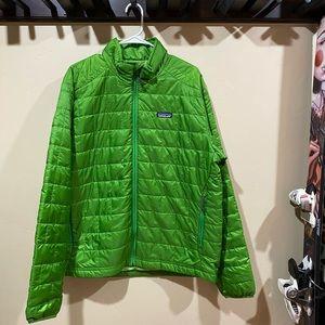 Patagonia - Men's Nano Puff Jacket - Green - L